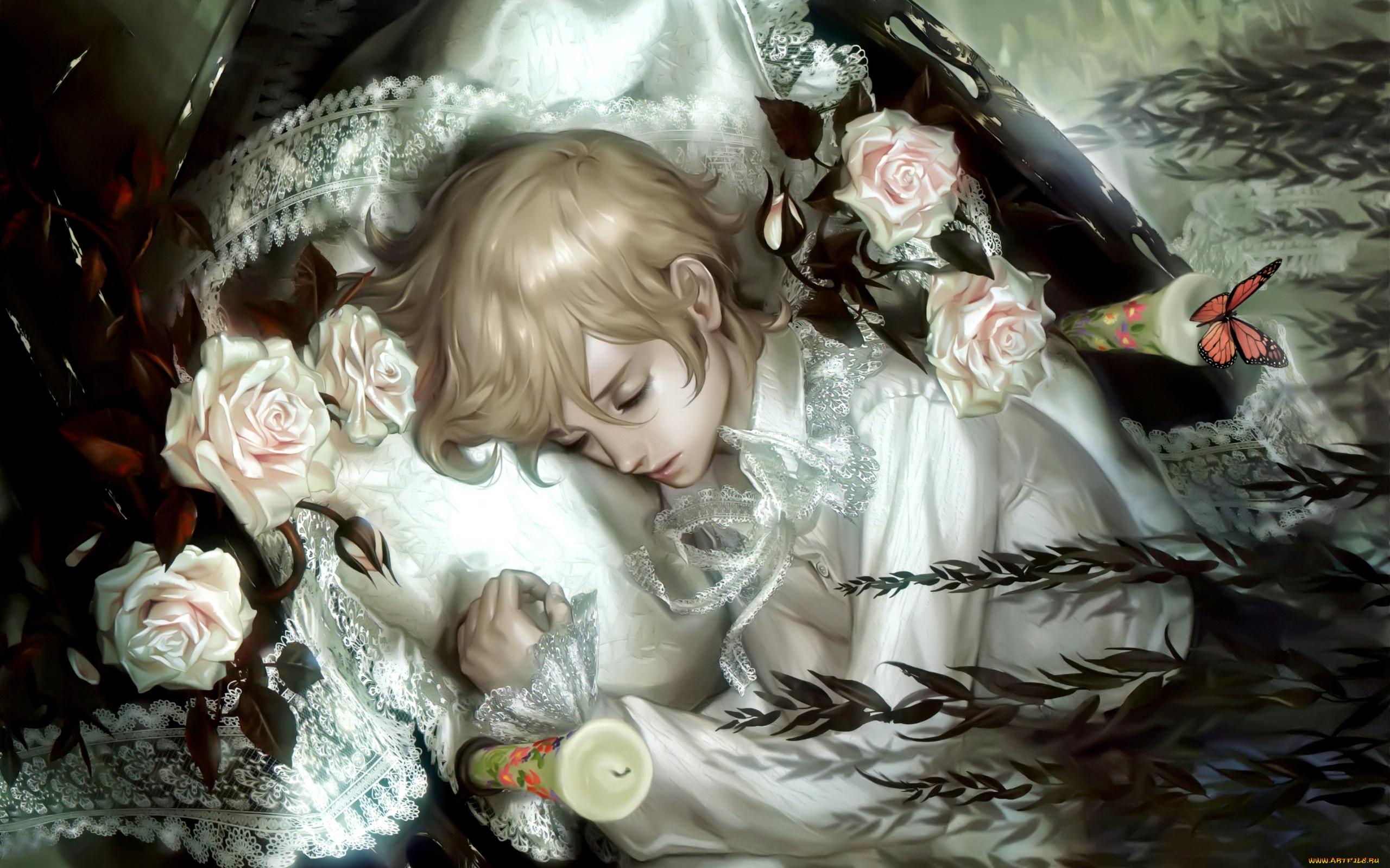 Розовый цвет во сне